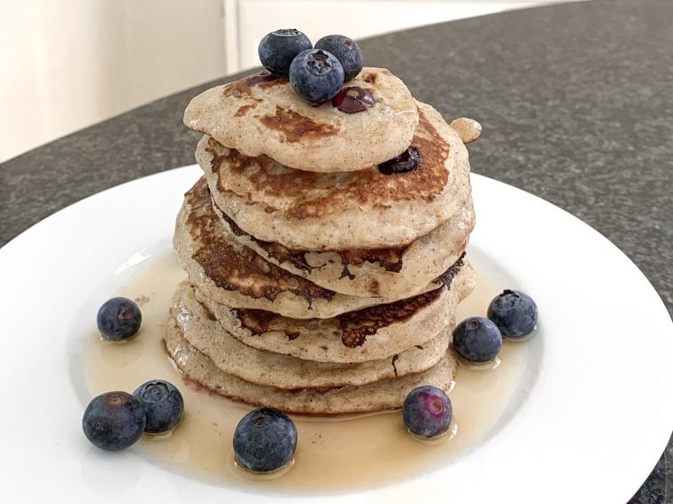 pancake healthy food swaps