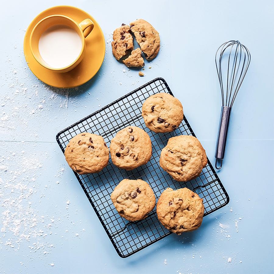 Healthy Food Swaps Cookies