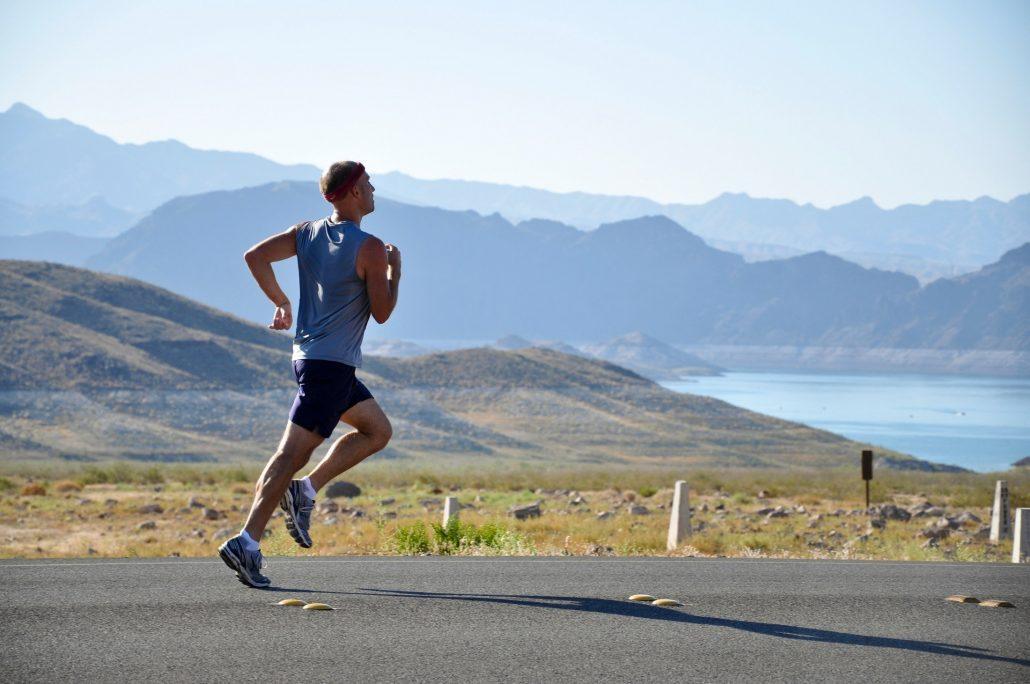 running esher